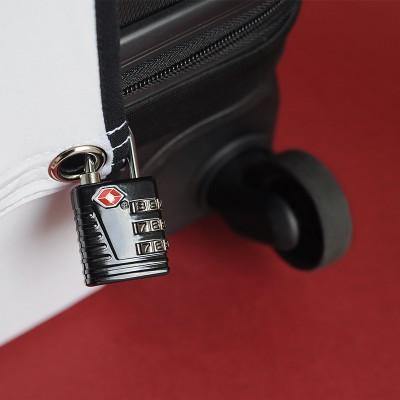 Accessoires de voyage - Cadenas TSA Noir