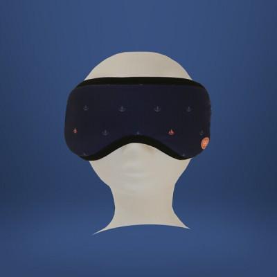 Accessoires de voyage - Masque de Sommeil Navy