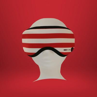 Accessoires de voyage - Masque de Sommeil Candy Cane