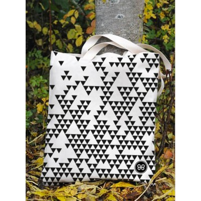 Accessoires de voyage - Tote bag - Triangle