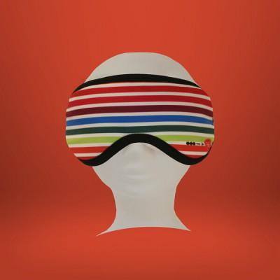 Accessoires de voyage - Masque de Sommeil Rainbow